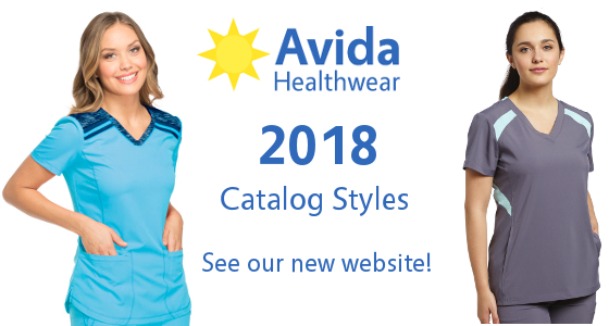 Leading supplier of uniforms in canada and usa avida for Spa uniform canada