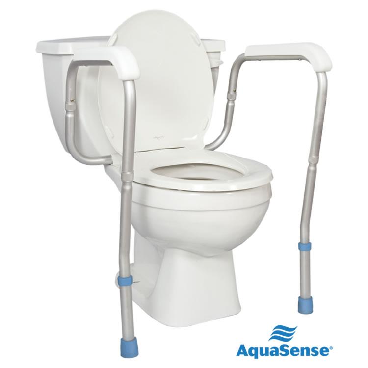 Adjustable Toilet Safety Rails Avida Healthwear Inc