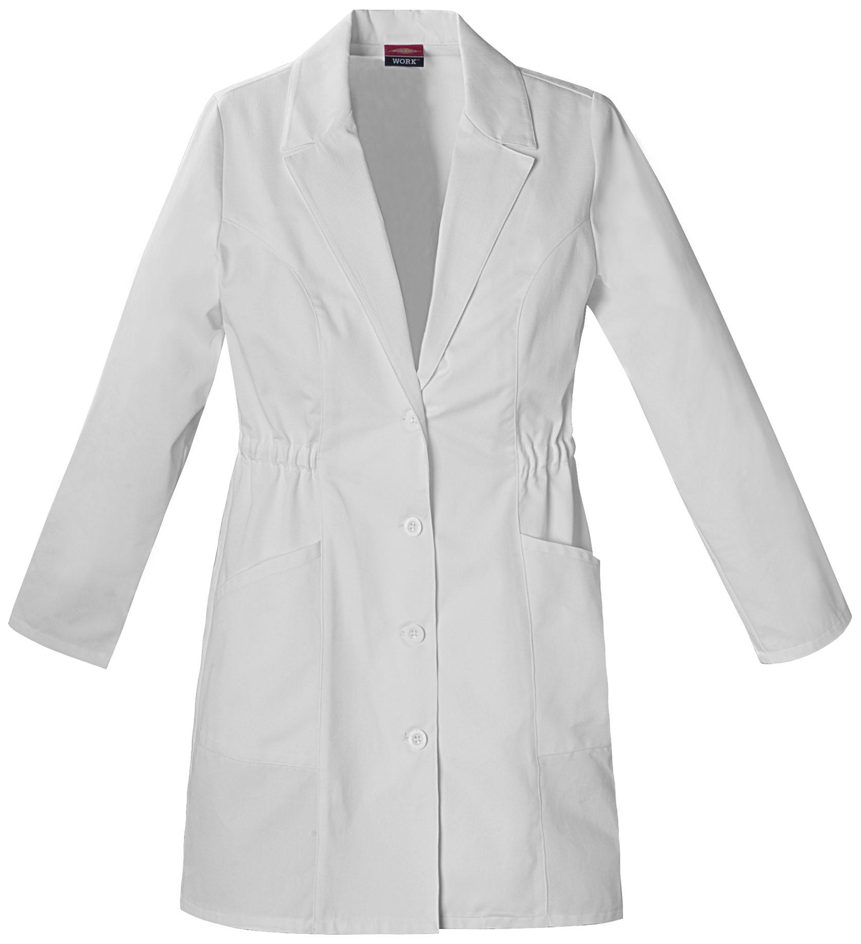 34 Quot Women S Lab Coat Avida Healthwear Inc